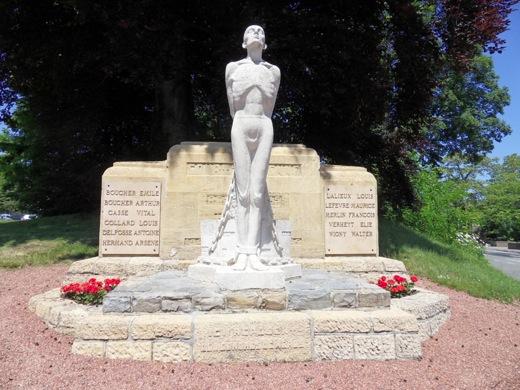 CSE Monument aux Victimes civiles du Nazisme