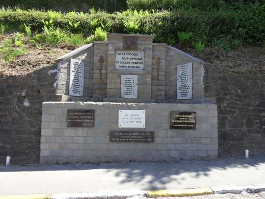 CSE Monument francais