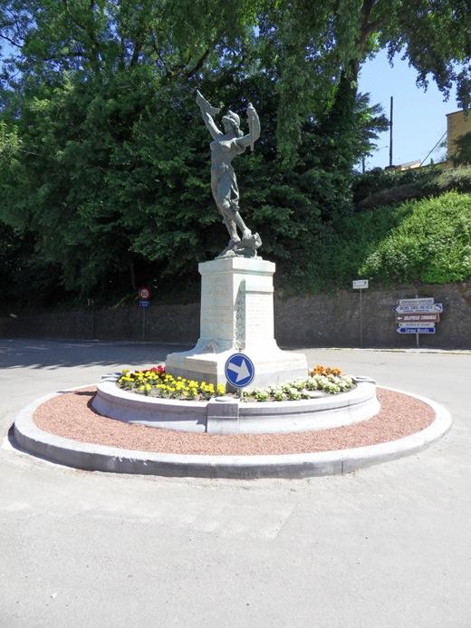 CSE Monuments aux Morts des guerres 1914-1918 et 1940-1945